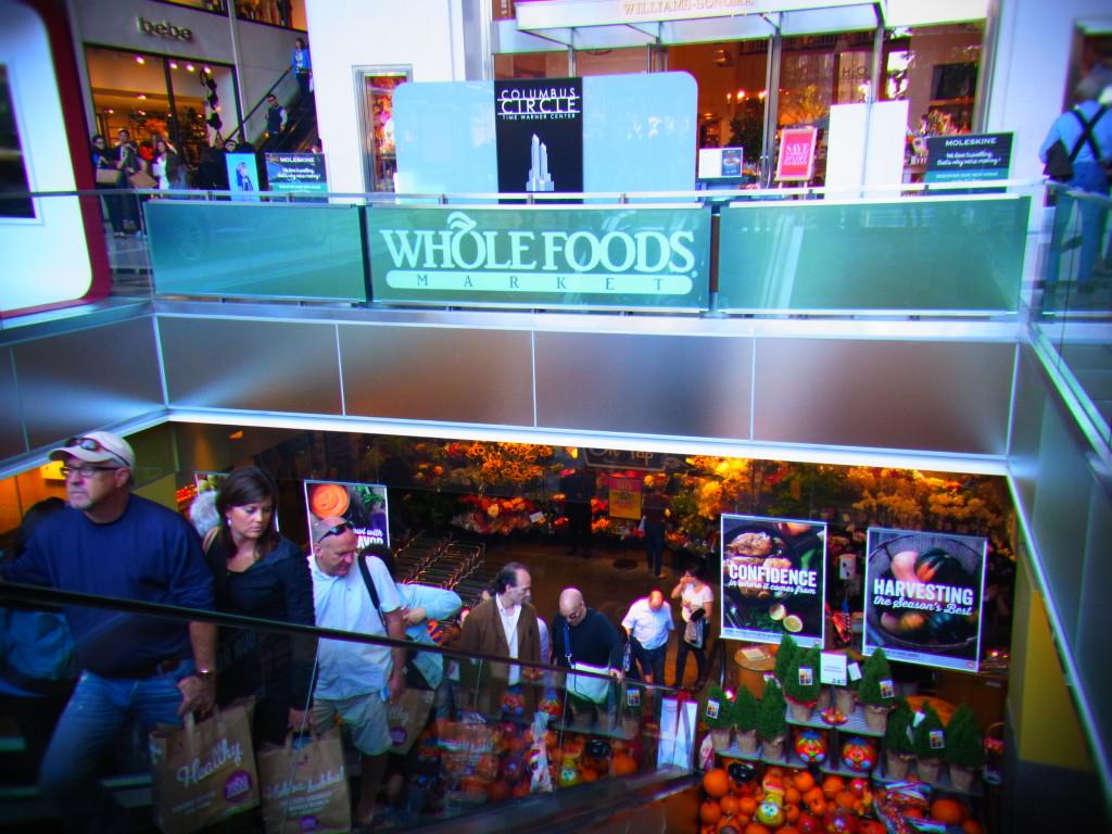 NYで行ったホールフーズマーケット(Whole Foods Market)