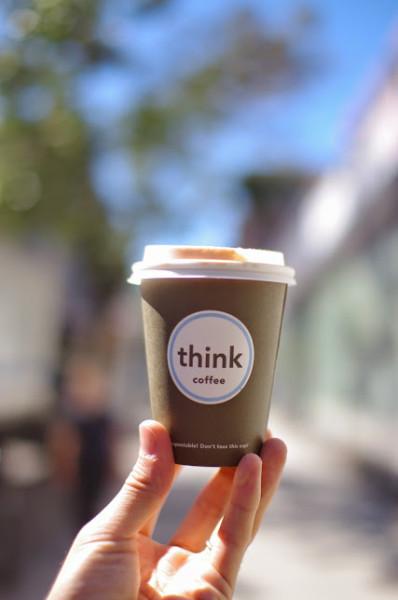 ニューヨークシンクコーヒー