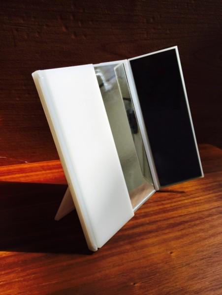 無印良品三面鏡