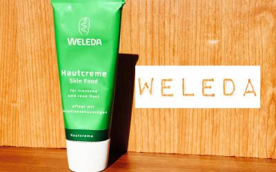 WELEDA(ヴェレダ)のスキンフードは身体も顔も使える万能クリーム!
