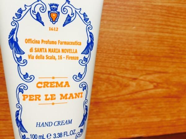 サンタマリアノヴェッラ箱ハンドクリーム