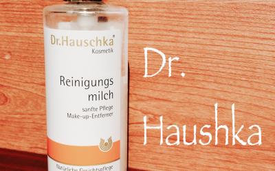 ドクターハウシュカのクレンジングミルクの使い方と使用感!