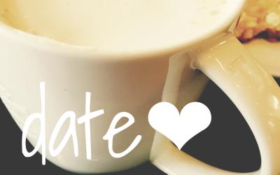 最近のカフェデートと妊婦の身体と心の変化について。