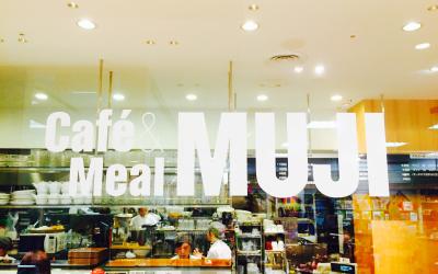 神戸のCafe&Meal MUJI に行ってきました!!