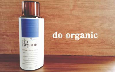 ドゥオーガニックの化粧水エクストラクト ローション モイストを使ってみて。