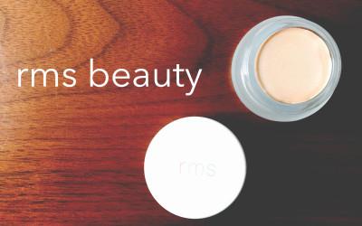 rms beautyクリームアイシャドウのルーナーとソーラーでツヤまぶた♡