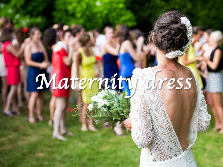 【妊婦必見】結婚式や二次会・パーティーに!マタニティフォーマルドレス1万円以内でおすすめ5選