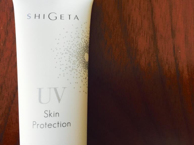 人気SHIGETA(シゲタ)の顔・身体用UVスキンプロテクションってホントにいいの?