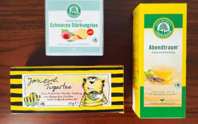 おすすめオーガニック紅茶②レーベンスバウムは変わり種のハーブティーがあっておもしろい!