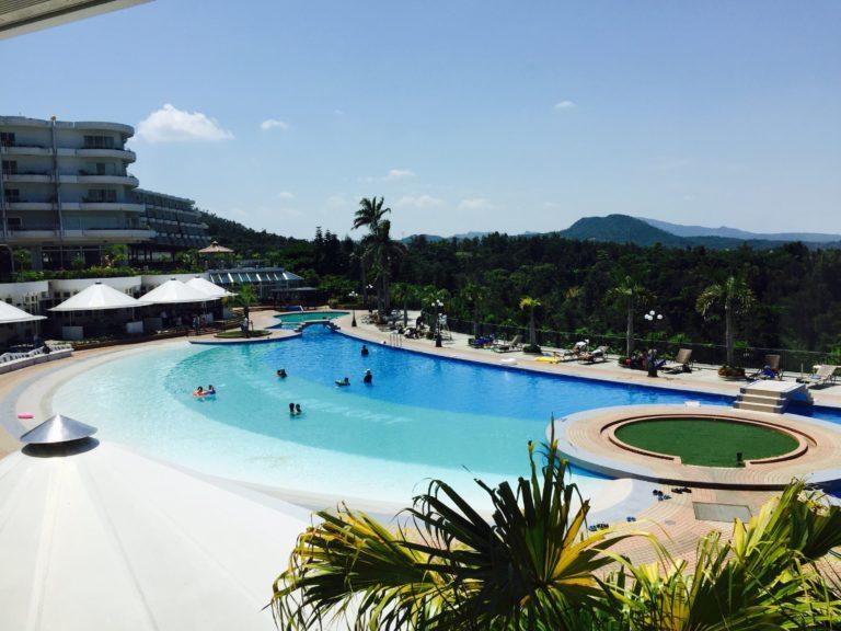 1歳児を連れて沖縄旅行に行く 【ホテル編 沖縄かりゆしビーチリゾート・オーシャンスパ】