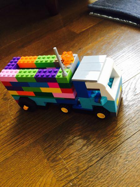 レゴトラック