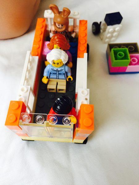 レゴ乗り物