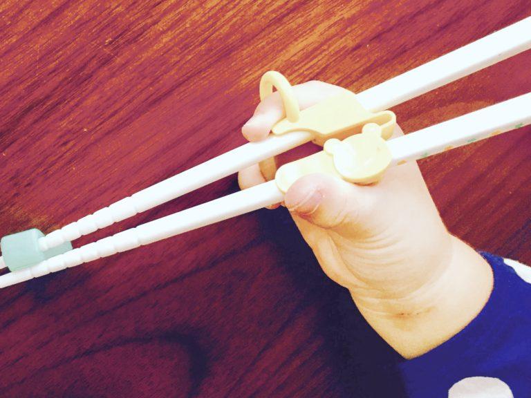【セリアとダイソー】100均のサポート箸・練習箸を比較。エジソンと比べると!?