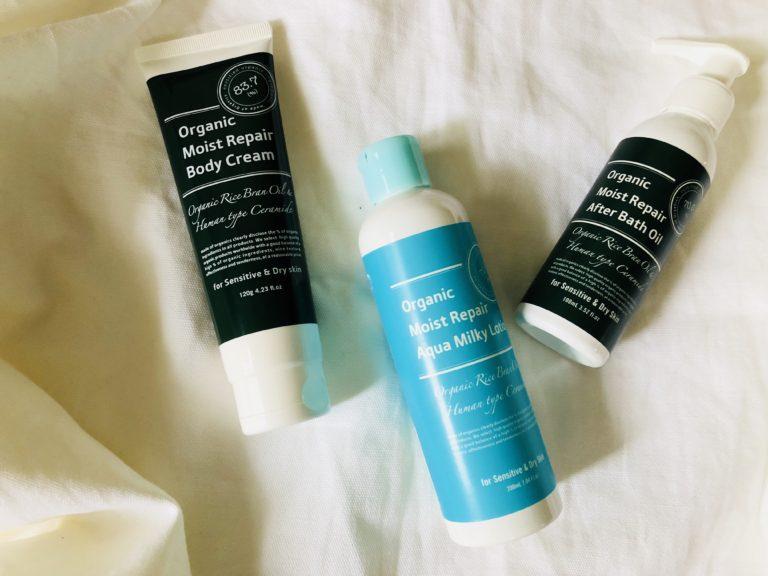 乾燥性敏感肌は予防保湿が鍵!メイドオブオーガニクスのモイストリペアシリーズでケアしよう