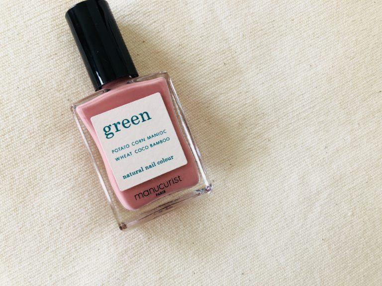 爪にもナチュラル旋風!manucurist green(マニキュリスト グリーン)を購入してみた!