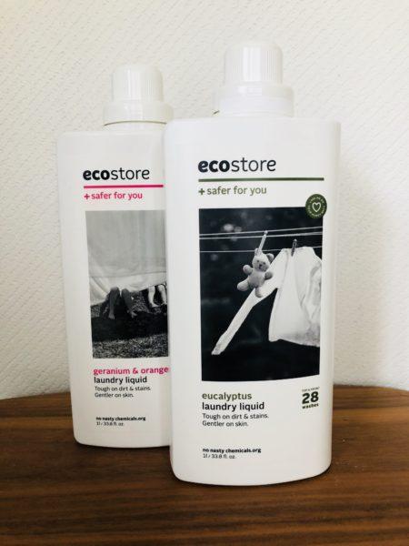 エコストア洗濯