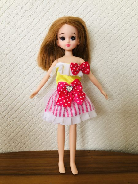 エリーちゃんの服