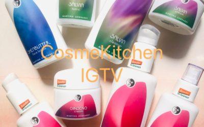【コスメキッチンIGTV】マルティナオーガニックのクレンジング、化粧水、乳液、クリーム